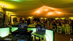 Are you looking to hire a DJ? Call Raptor Productions!