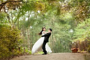 Can't decide on a song for your first dance? Call Raptor Productions!