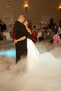 Make your first dance unforgettable with Raptor Productions!