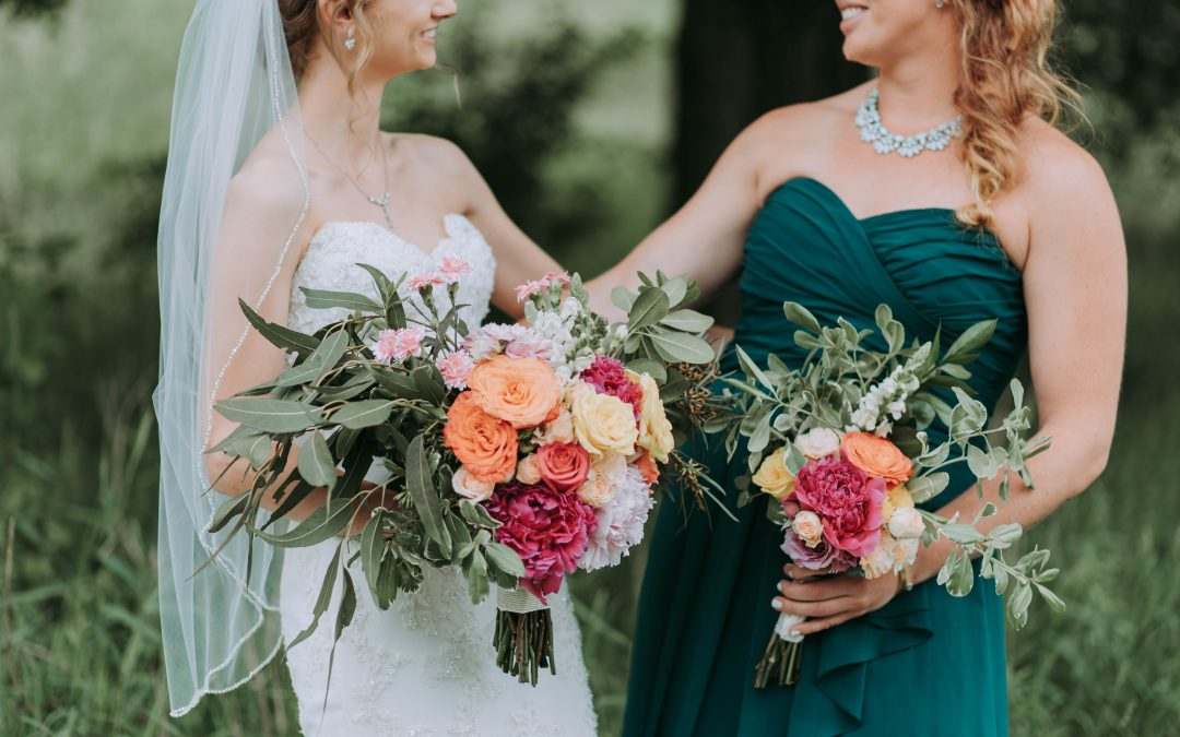 4 Last-Minute Details for a Summer Wedding in Baltimore